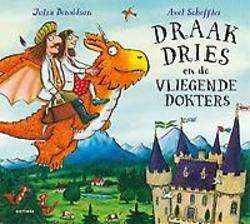 Draak Dries en de vliegende...