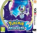 Pokemon - Moon, (3DS)