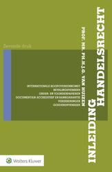 Inleiding handelsrecht