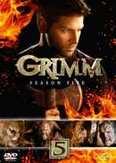 Grimm - Seizoen 5 , (DVD)