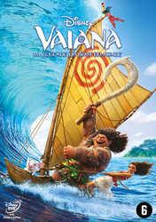 Vaiana, (DVD)