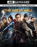 Great wall , (Blu-Ray 4K...