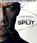 Split, (Blu-Ray 4K Ultra HD)