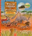 Wilde dieren van de savanne