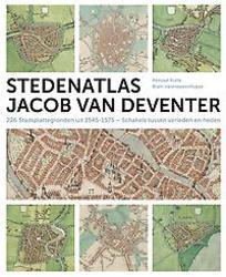 Stedenatlas Jacob van Deventer