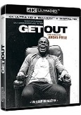 Get out, (Blu-Ray 4K Ultra HD)