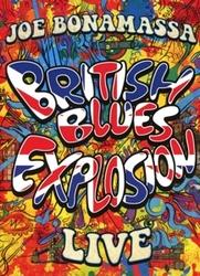 BRITISH BLUES EXPLOSION..