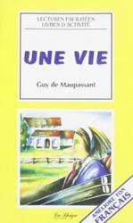 UNE VIE (Easy reader...