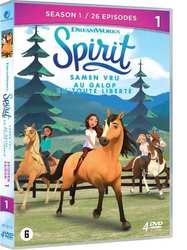 Spirit - Seizoen 1 samen...