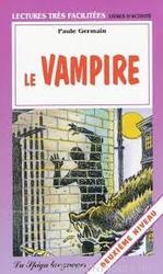 LE VAMPIRE (Easy reader...