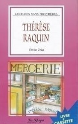 THERESE RAQUIN (Easy reader...