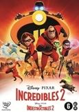 Incredibles 2, (DVD)