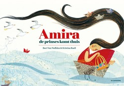 Kamishibai Amira de prinses...