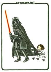 Vader's Little Princess...