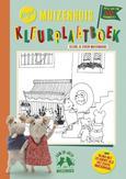Mega Muizenhuis Kleurplaatboek