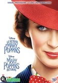Mary Poppins returns, (DVD)