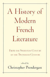 A History of Modern French...