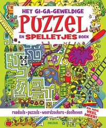 Het gi-ga-geweldige puzzel-...