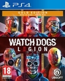 Watch dogs - Legion (Gold edition), (Playstation 4)