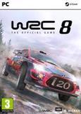 WRC 8, (PC DVD-ROM)