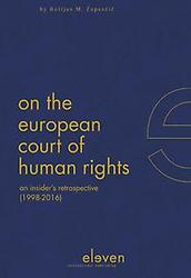On the European Court of...