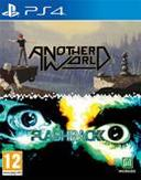 Another world X - Flashback, (Playstation 4)