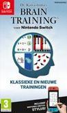 Brain training, (Nintendo...