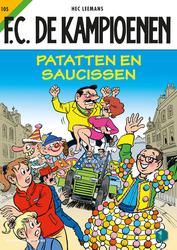 FC DE KAMPIOENEN 105. PATATTEN EN SAUCISSEN !