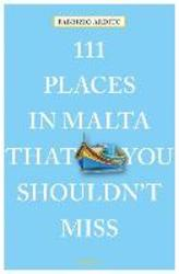 111 Places in Malta That...