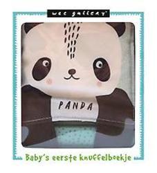 Knuffelboekje Panda