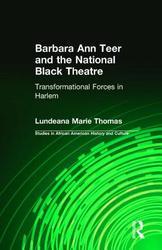 Barbara Ann Teer and the...