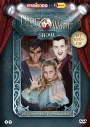 Nachtwacht - Show Het Vervloekte Perkament, (DVD)
