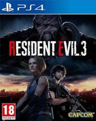 Resident evil 3, (Playstation 4)