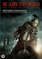 Scary stories to tell in the dark, (DVD)