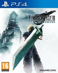 Final Fantasy VII - Remake, (Playstation 4)