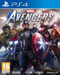 Marvel's Avengers, (Playstation 4)