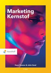 Marketing Kernstof