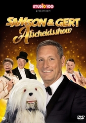 Samson & Gert - De Afscheidsshow, (DVD)