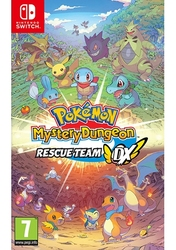 Pokemon Mystery Dungeon – Rescue team DX, (Nintendo Switch)