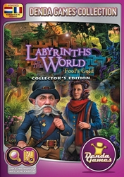 Labyrinths of the world - Fool's gold (Collectors edition), (PC DVD-ROM)