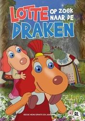 Lotte op zoek naar de draken, (DVD)