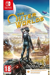 The outer worlds (code in a...