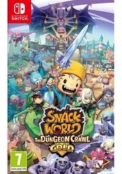 Snack world, (Nintendo Switch)