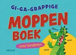 Gi-ga-grappige moppenboek...