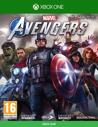 Marvel's Avengers, (X-Box One)