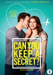 Can you keep a secret?, (DVD)