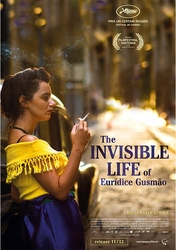 Invisible life of Euridice Gusmao, (DVD)