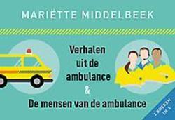 De mensen van de ambulance...
