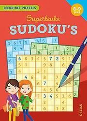 Superleuke sudoku's: 8-9 jaar
