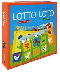 Mijn eerste Lotto - Op de...